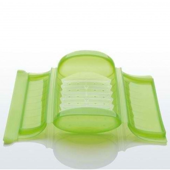 Picture of Silicone Steam with Tray - 24 x 5 x 12.4 Cm