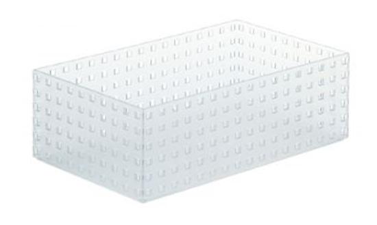 صورة منظم الدرج - 28 × 14 × 12.5 سم