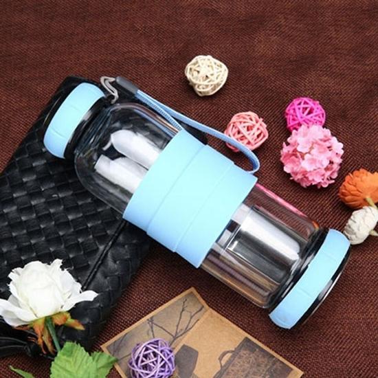 صورة زجاجة مياه رياضية مع ديتوكس - 24 × 7 سم