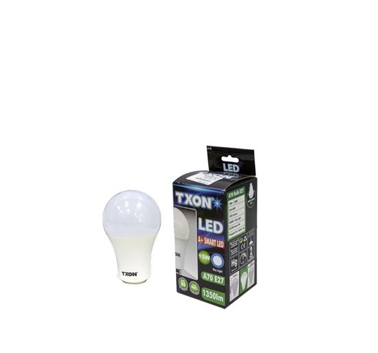 Picture of TXON Light Bulb - A70 E27 15W DL 1350LM