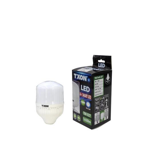 Picture of TXON Light Bulb - T80 E27 18W DL 1650LM