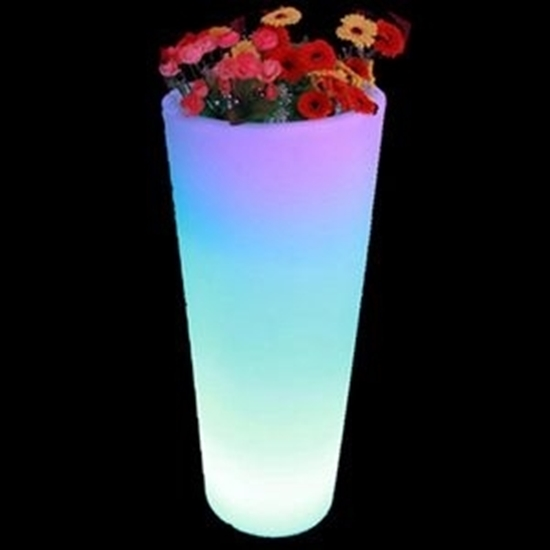 Picture of Glowing LED Flower Pot - 42 x 85 Cm