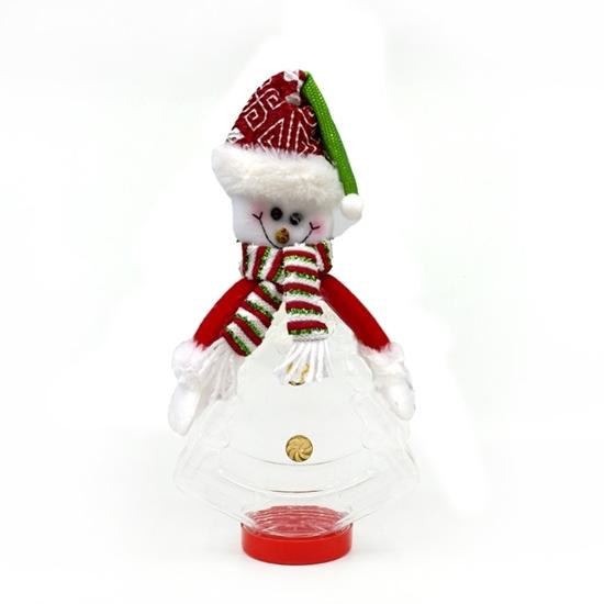 صورة Christmas Candy Storage Doll - 17 x 13 Cm