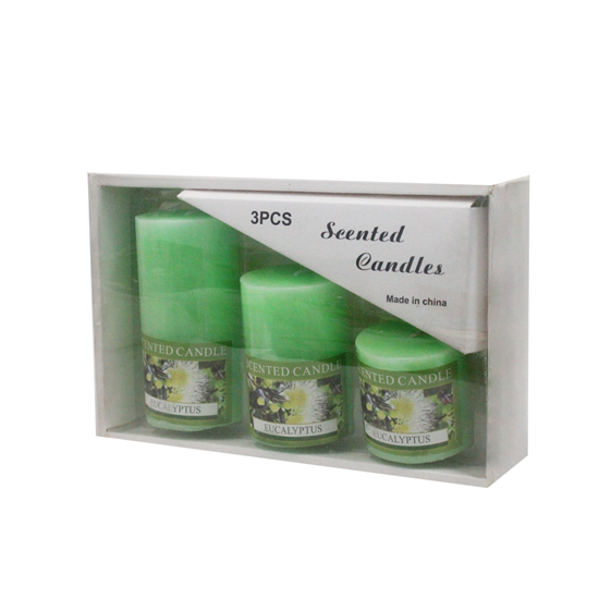 Picture of Scented Candle - 13 x 20 Cm