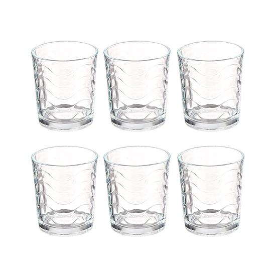 صورة كأس ماء طول 10سم قطر 8.9سم قاعدة 5سم