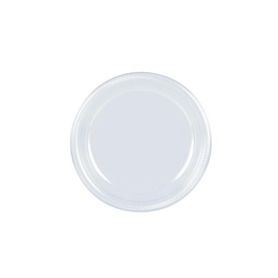 صورة Plastic Plates 10 PCs - 26 Cm
