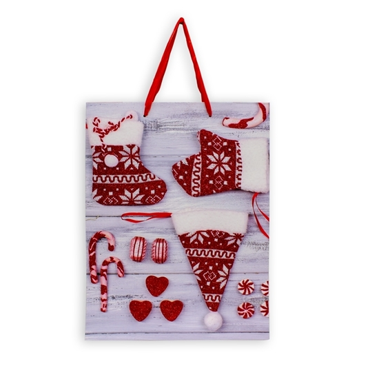 صورة Christmas Bag - 40 x 30 x 12 Cm