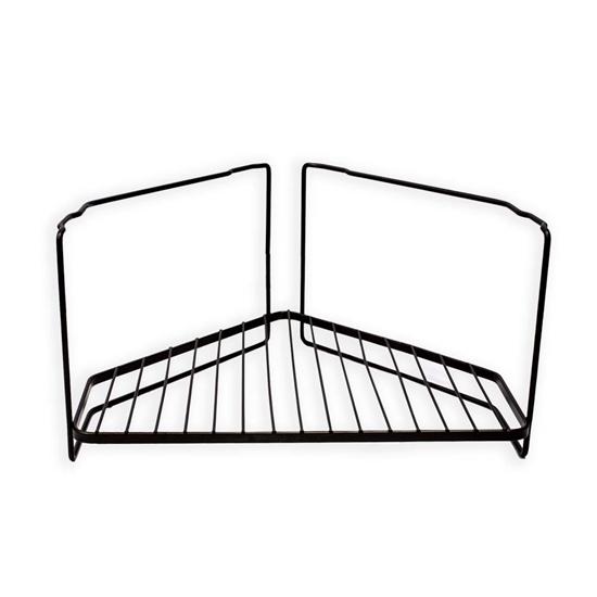 Picture of Corner Shelf - Medium Hanging Shelf Basket - 30 x 25 x 16 Cm