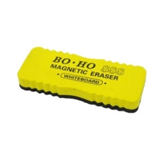 Picture of Magnetic Whiteboard Eraser - 15 x 6 Cm