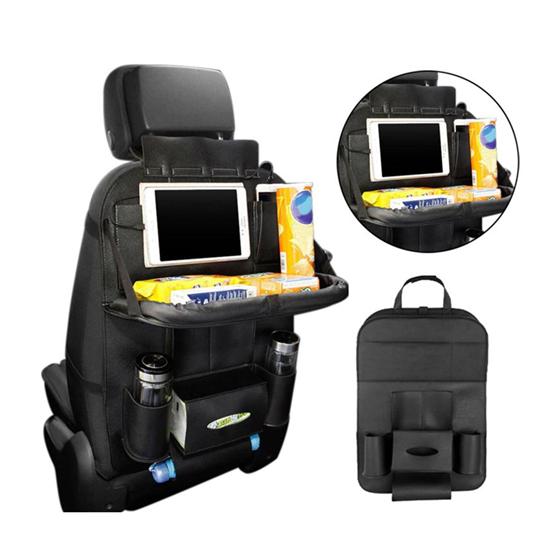 صورة حقيبة تخزين قابلة للطي متعددة الجيوب - 43.5 × 21 سم