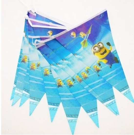 صورة Party Banner MINION - 28 x 20 Cm
