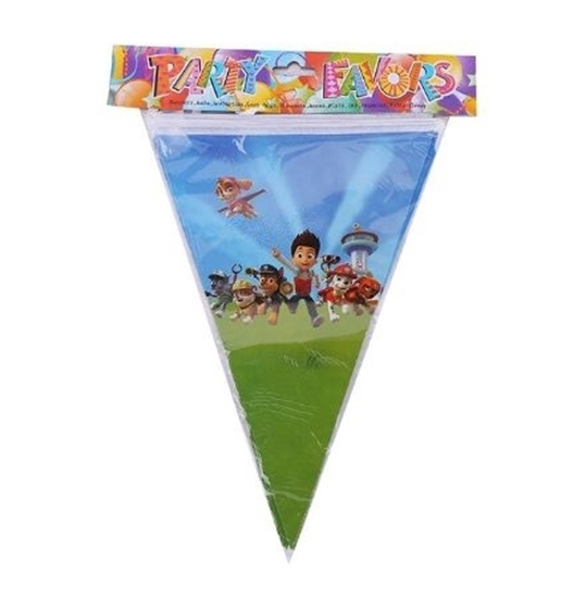 Picture of Party Banner PAW PATROL - 28 x 20 Cm
