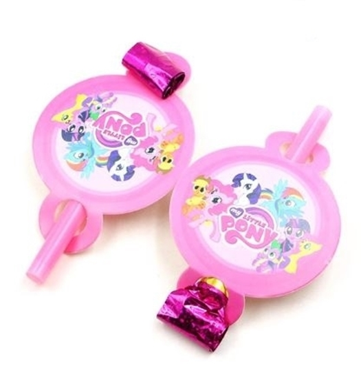 Picture of Blow Outs MY LITTLE PONY 10 PCS - 25 Cm