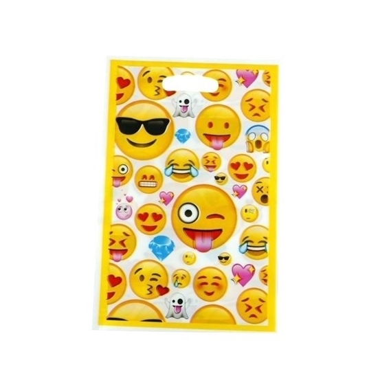 صورة Party Bag EMOJI 10 PCS - 25 x 16 Cm