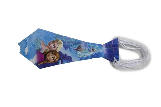 Picture of Party Tie ELSA 10 PCs - 31.5 x 11 Cm
