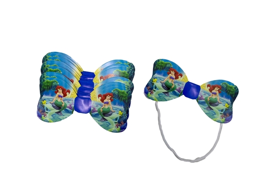 صورة Bow Tie MERMAID 10 PCs - 14 x 6.5 Cm