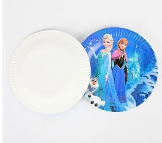 Picture of Paper Plate ELSA 10 PCs - 23 Cm