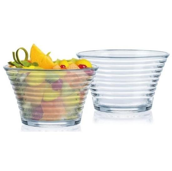 Picture of Luminarc Rynglit Salad Bowl Set of 6 Pieces - 10 Cm