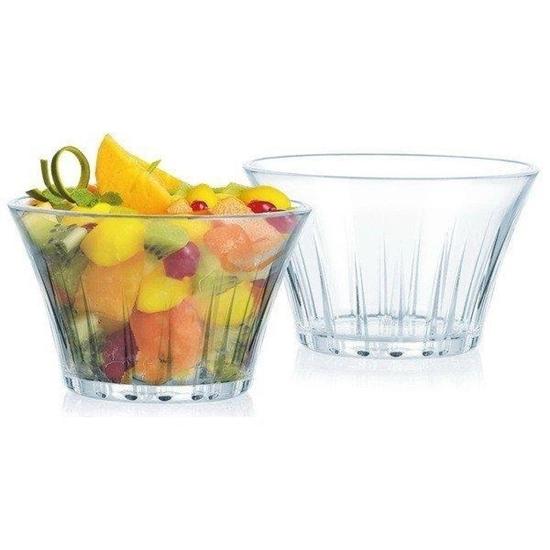 Picture of Luminarc Lance Salad Bowl Set of 6 - 10 Cm