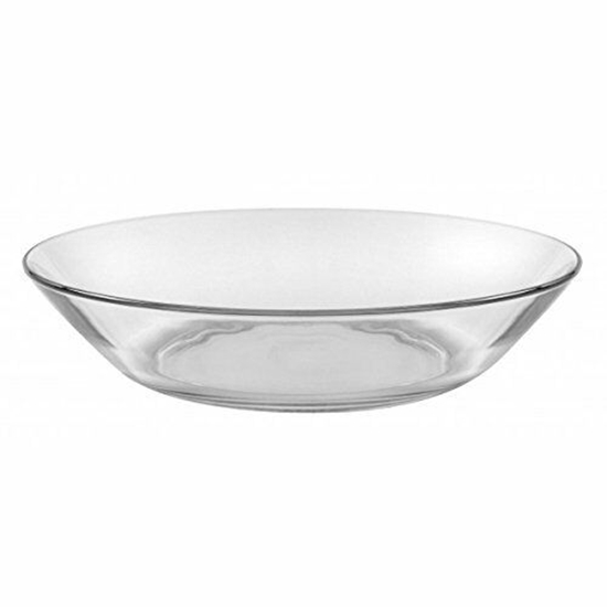 Picture of Duralex Lys Clear Club Soup  Plate - 21 Cm