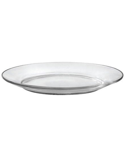 Picture of Duralex Lys Clear Club Dessert Plate - 13.5 Cm