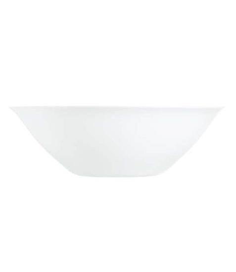 Picture of Luminarc White Carine Salad Bowl - 27 Cm