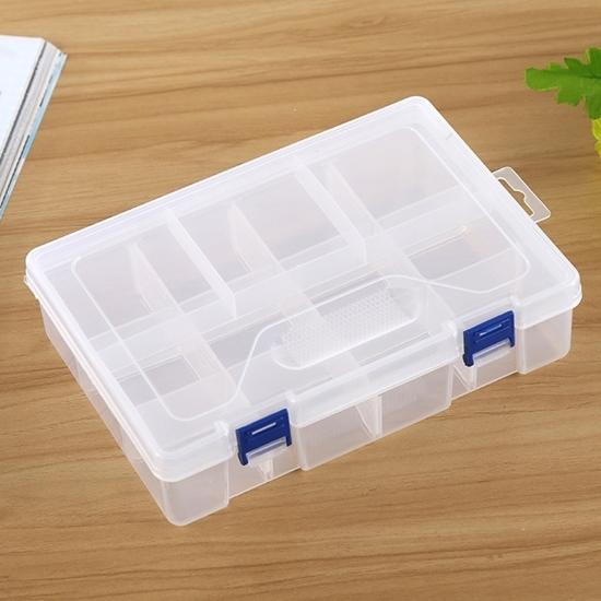 Picture of Transparent Medicine Box - 23 x 16 x 5.8 Cm
