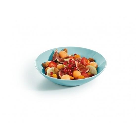 صورة Luminarc Diwali Turquoise Soup Plate - 20 Cm