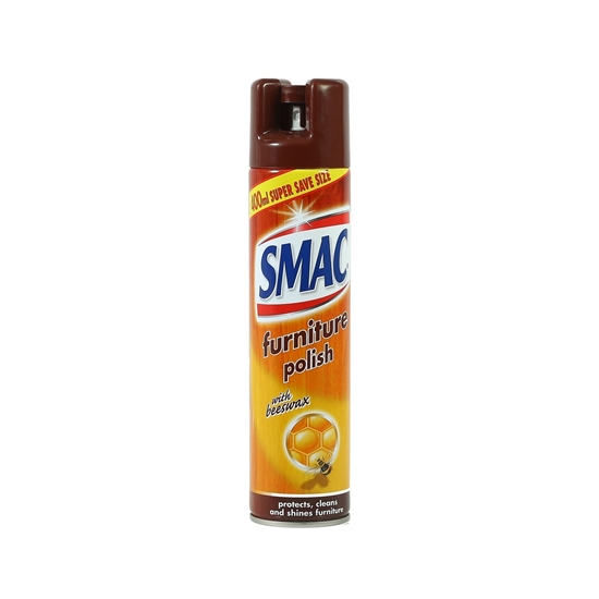 Picture of Bolton - Smac Furniture Polish Spray With Beeswax 400 ML
