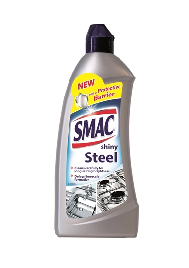 Picture of Bolton - Smac Shiny Steel 500 ML