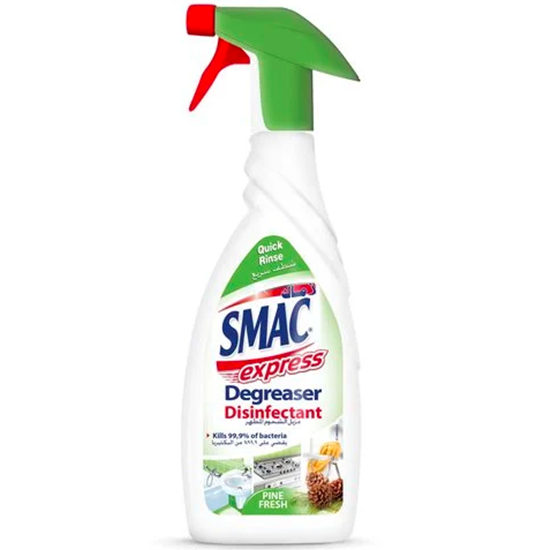 Picture of Bolton - Smac Express Degreaser Disinfectant  650 ML