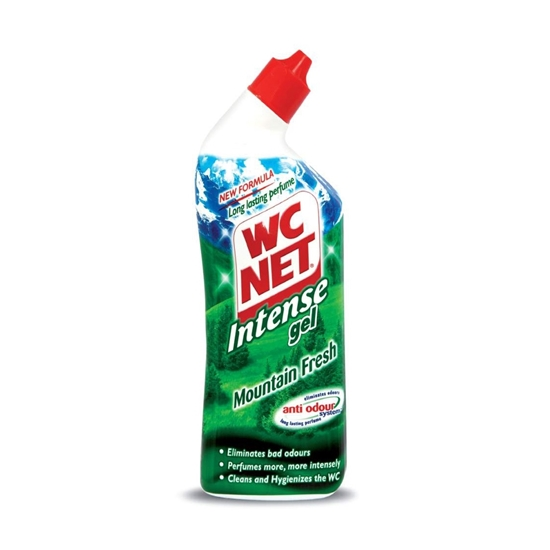 Picture of Bolton - WC NET Toilet Cleaner Intense Gel Mountain Fresh 750 ML