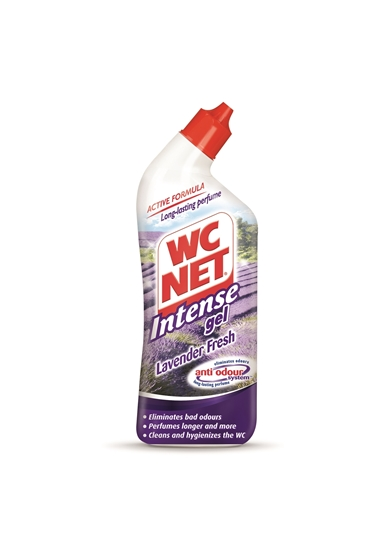 Picture of Bolton - WC NET Toilet Cleaner Intense Gel Lavender 750 ML