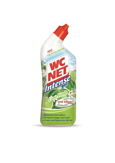 Picture of Bolton - WC NET Toilet Cleaner Intense Gel Lime 750 ML