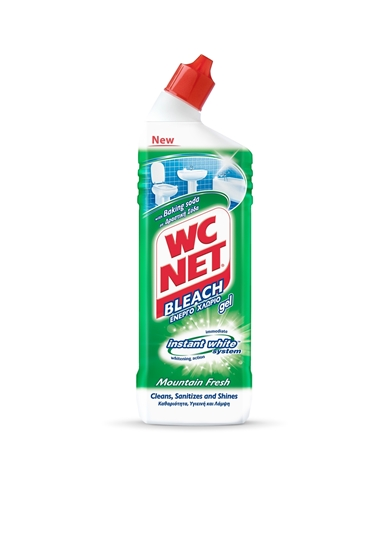 Picture of Bolton - WC NET Toilet Cleaner Bleach Gel Mountain Fresh 750 ML