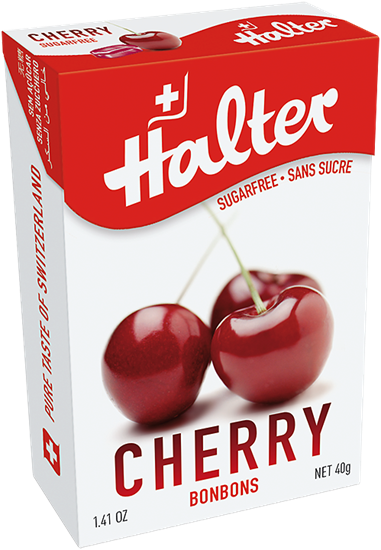 Picture of Halter - Cherry Sugar Free Bonbons