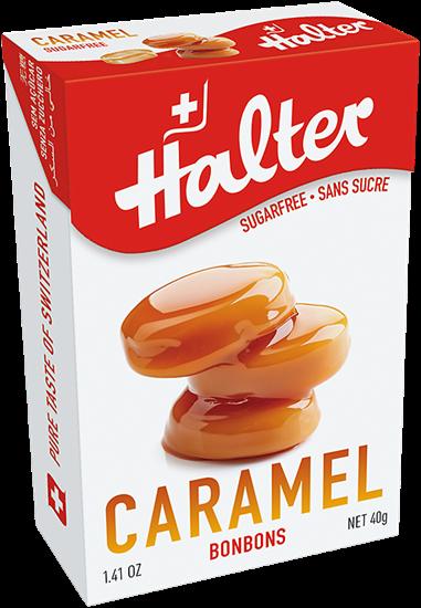 Picture of Halter - Caramel Sugar Free Bonbons