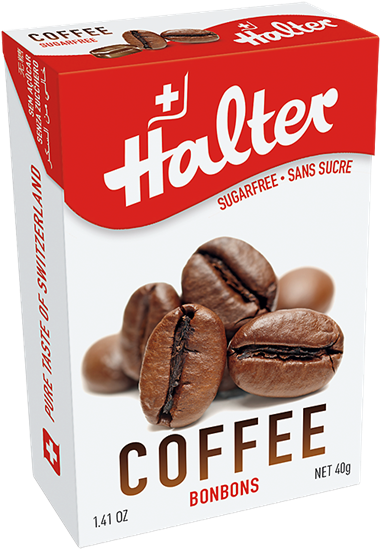 Picture of Halter - Coffee Sugar Free Bonbons
