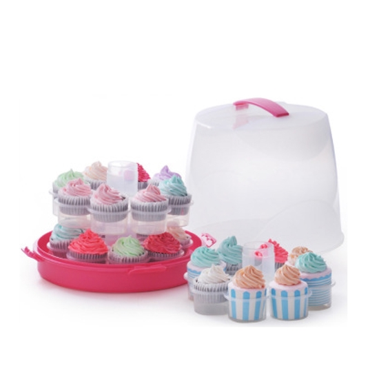 Picture of Cupcake Carrier - 36 Cm