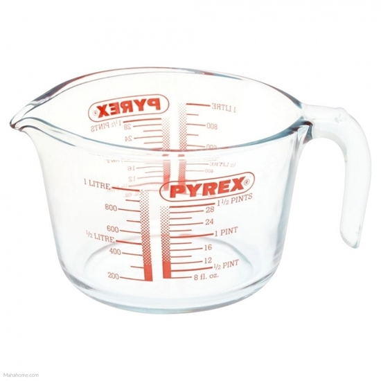Picture of Pyrex - Measuring Jug - 1 Liter (Clear)