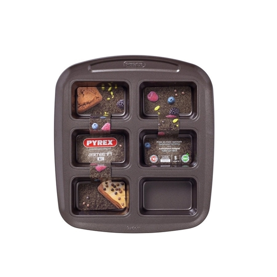 Picture of Pyrex - Brownies tray - 10 Cm