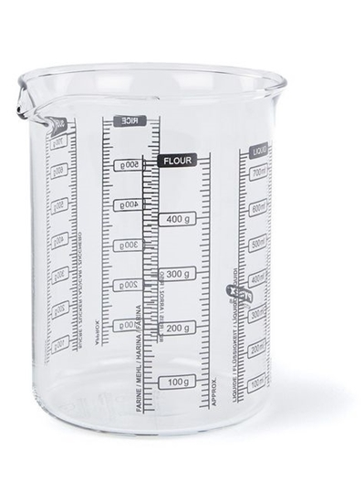 صورة Pyrex - 0.50 L Kitchen Lab Measure And Mix Beaker