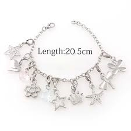 Picture of Girlz Charms - Jewelry with big Metal Gift Box