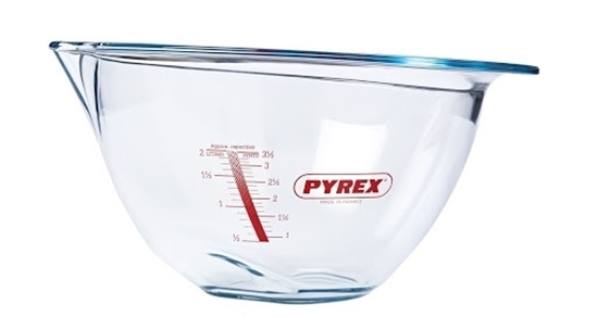 Picture of Pyrex - Expert Bowl with Measuring Scale - 4,2 L