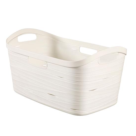 صورة Curver - Laundry Basket Ribbon 40 L - 56 x 35 x 29 Cm