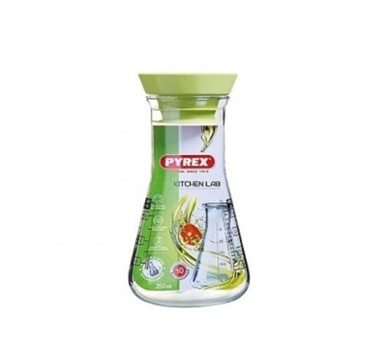 صورة Pyrex - Kitchen Lab Glass Shaker - 250 ML