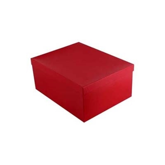 Picture of Red - Carton Box - 37 x 28.6 x 16.5 Cm