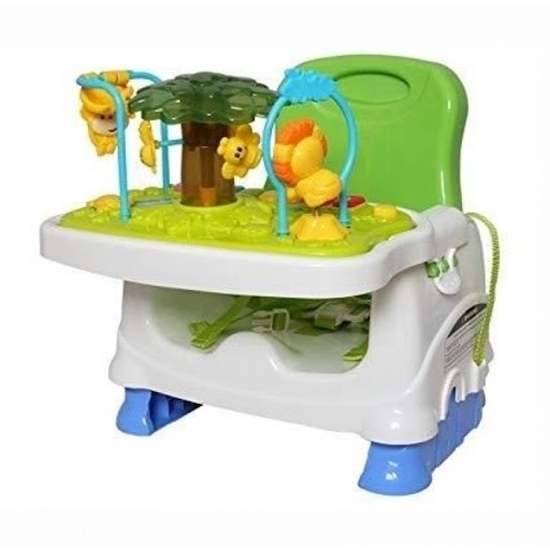 Picture of Royalcare - Rainforest Healthy Care Booster Seat - 33 x 39 x 43 Cm