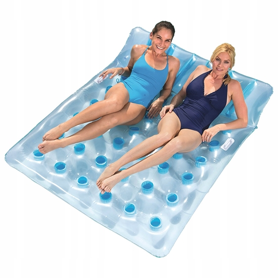 Picture of Inflatable Pool Mattress - 173 x 133 Cm