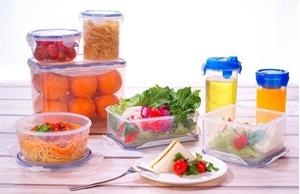 صورة لقسم حافظات طعام